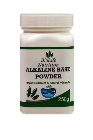 Alkaline Base Powder