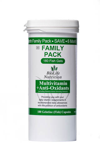 Family Pack-Multivitamin