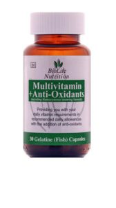 Multivitamin+Anti-Oxidants